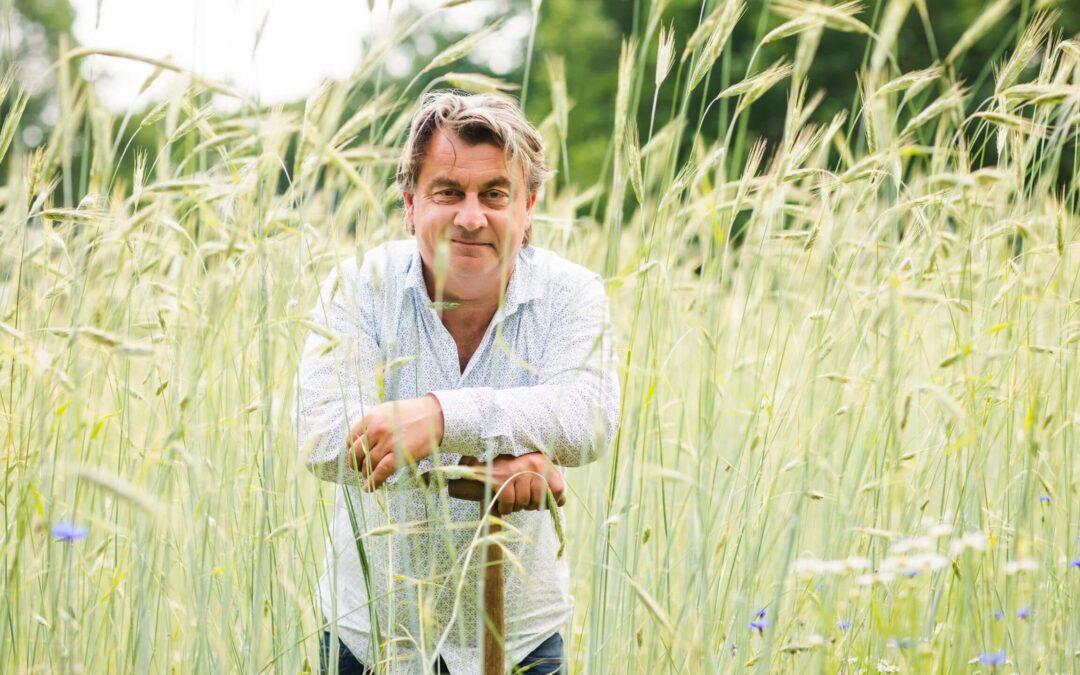 Oeroude granen terug in Gelders landschap dankzij de oogst van Marcel: 'Ik was bang dat alles zou mislukken'
